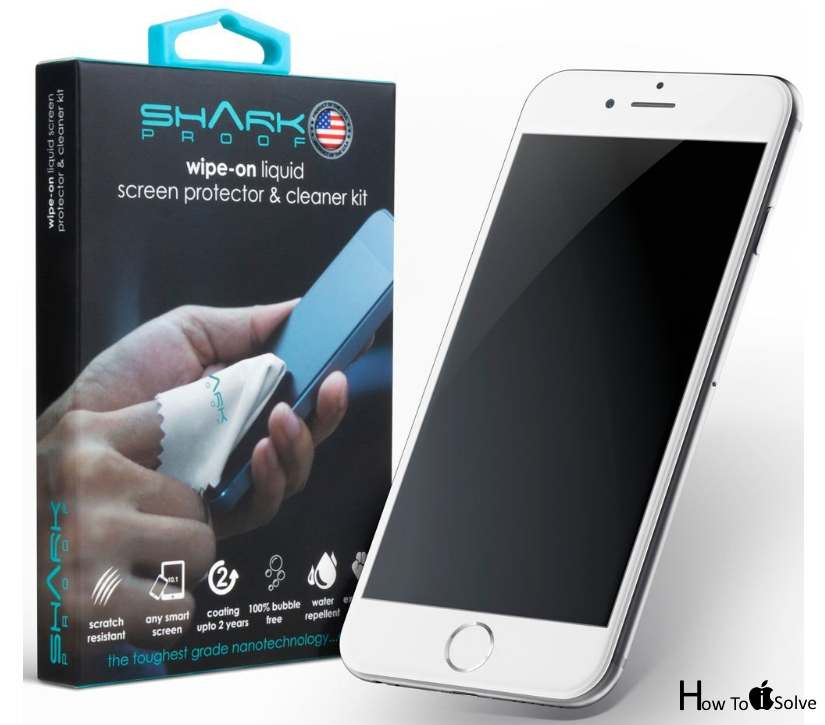SHARK iPhone 7 screen protector in deals