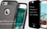 iPhone 7 cases from Spigen and Olixer pre order strated