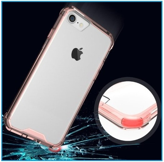 Top iPhone 7 Protective Bumper Case