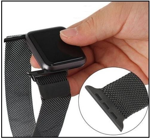 Best Mesh Loop Milanese bracelet Apple Watch 42mm 2016 deals