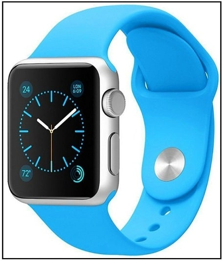 Best Silicone Band for Apple Watch 42mm