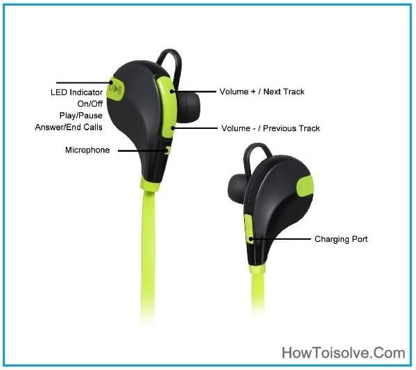 Bluetooth headsets with Mic Under dollar 20 price