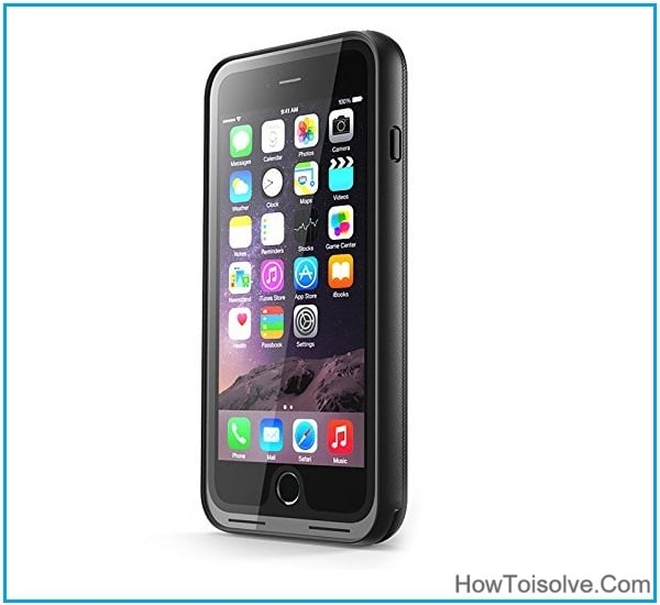 i-Blason high Profile iPhone 7 Plus Case- Full body Rugged Case