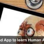 Best iPad App to learn Human Anatomy – iPhone, iPad Air/Mini