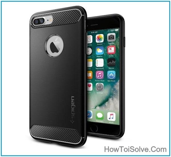 iPhone 7 Plus Spigen Case – Protective, Durable, long lasting