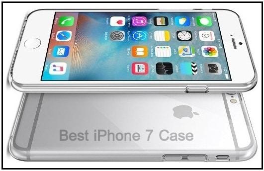Best iPhone 7 Cases Transparent Skin Scratch-Proof Bumper