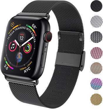 Clasp Mesh Loop Milanese bracelet for Apple Watch 42mm