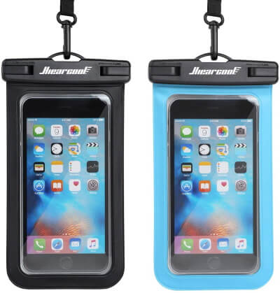 Hiearcool- Waterproof Armband Case for iPhone 7 Plus