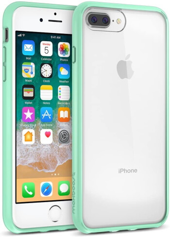Maxboost iPhone 7 Plus Clear Case