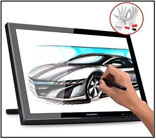 Best Graphic Tablet for Mac 2017 – Drawing Tablet