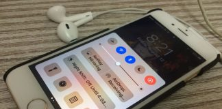 Disable Enable Control Center on lock screen iPhone iOS 10