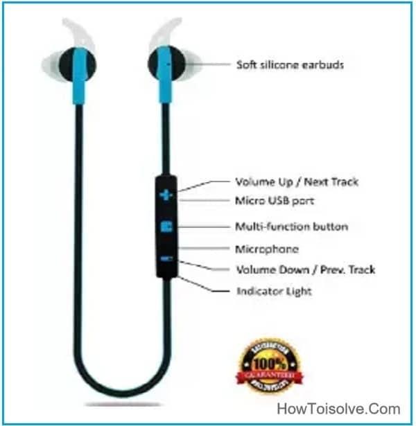 Sweatproof Earbuds for iPhone 7 Best iPhone 7/7 Plus Earphones