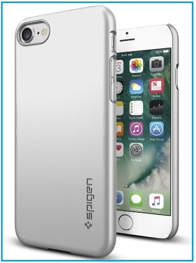 best iPhone 7 Spigen Case Hard body