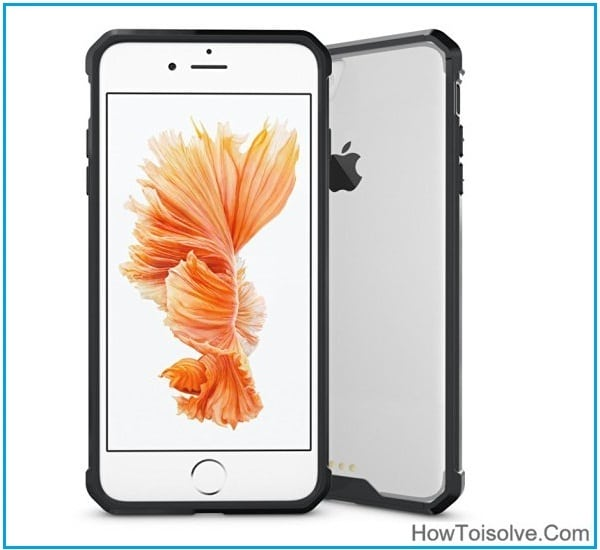 stunning Bumper Case for iPhone 7 Plus