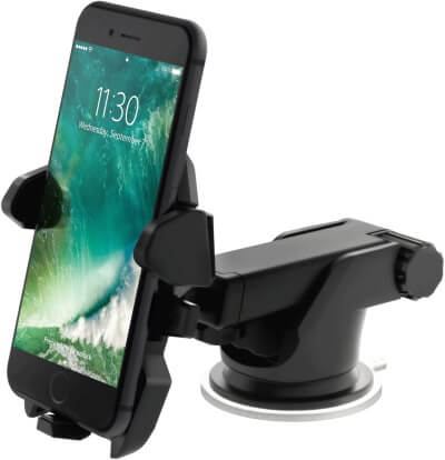 iOttie iPhone 7 Plus Car Mount Withstand and Grip