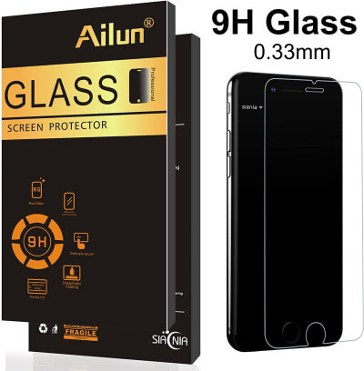 iPhone 7 iPhone 8 Protector Set by Ailun