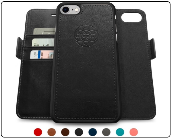 Dreem iPhone 7 Wallet Case