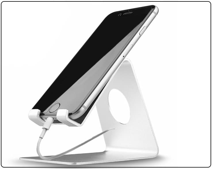 1 Lamicall Desktop Stand for iPhone 7 Plus or iPhone 7