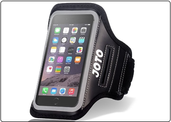 10 JOTO Sport Armband Case for iPhone 7 Plus