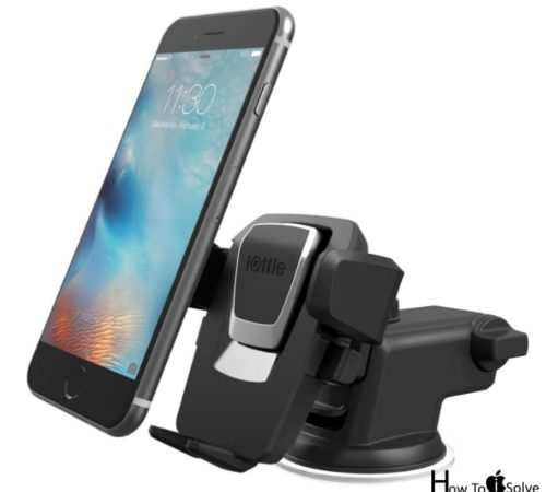iOttie All size iPhone car mount holder incloud iPhone 7 Plus