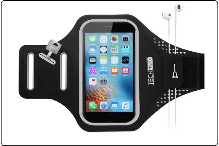 2 iPhone 7 Plus Armband by TechMatte