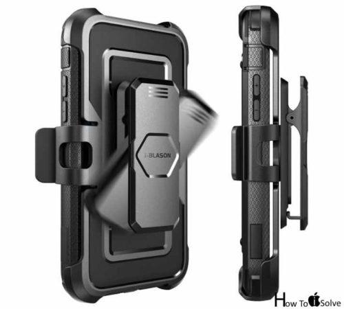 i Blason iPhone 7 Plus Bumper hard case
