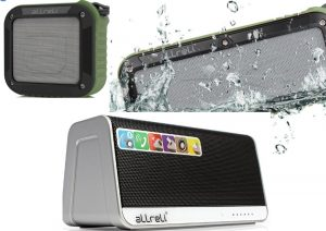 aLLreLi Rockman S – L, Ultra Portable waterproof Speaker Reviews