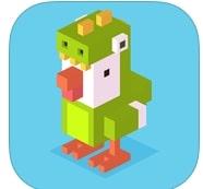 5 Crossy Road iOS 10 iMessage app