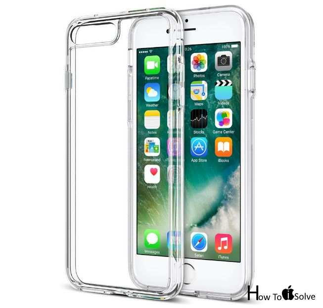 Trainium iPhone 7 Plus Protective case