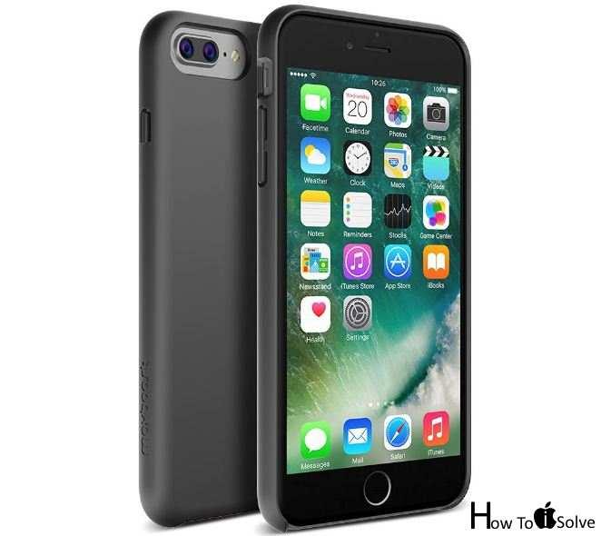 iPhone 7 Plus Macboost case