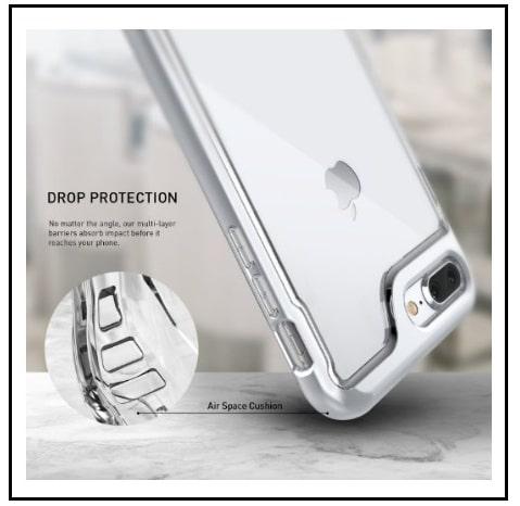 caseology best transparent iphone 7 plus case