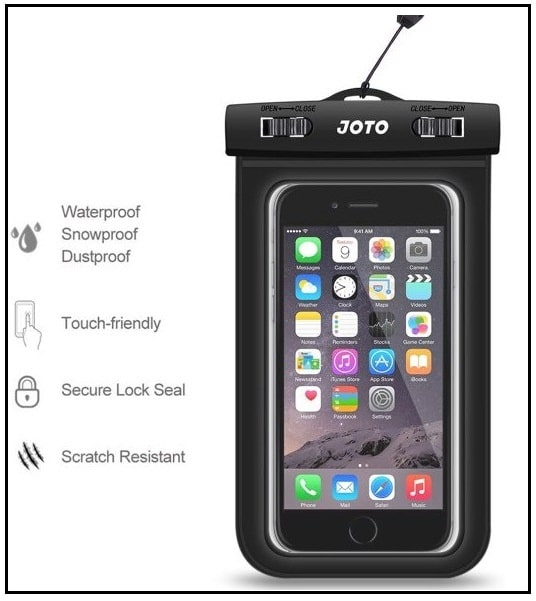 Joto best brand iPhone 7 plus and iPhone 7 Waterproof Dry Bag