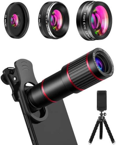 MACTREM Phone Camera Lens Phone Lens