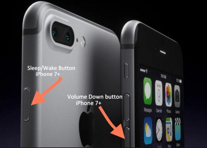 How to Reboot or Force Restart iPhone 7