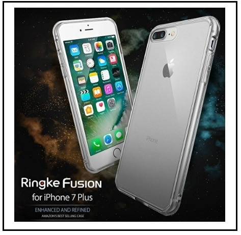 best clear iphone 7 plus cases give your iphone a boost. Black Bedroom Furniture Sets. Home Design Ideas