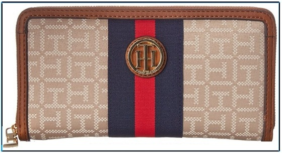 Tommy Hilfiger Signature wallet for iPhone 6S Plus 2016