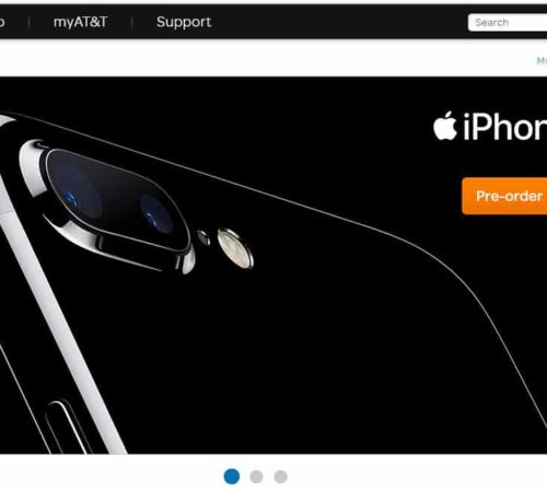 Pre-Order iPhone 7 Att how to
