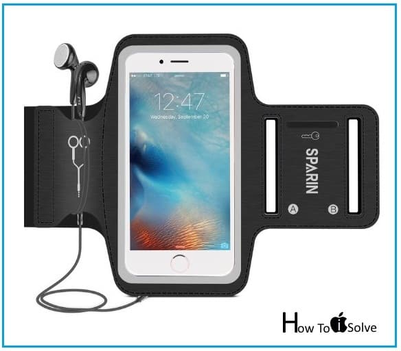 top Sports Armband for iPhone 7
