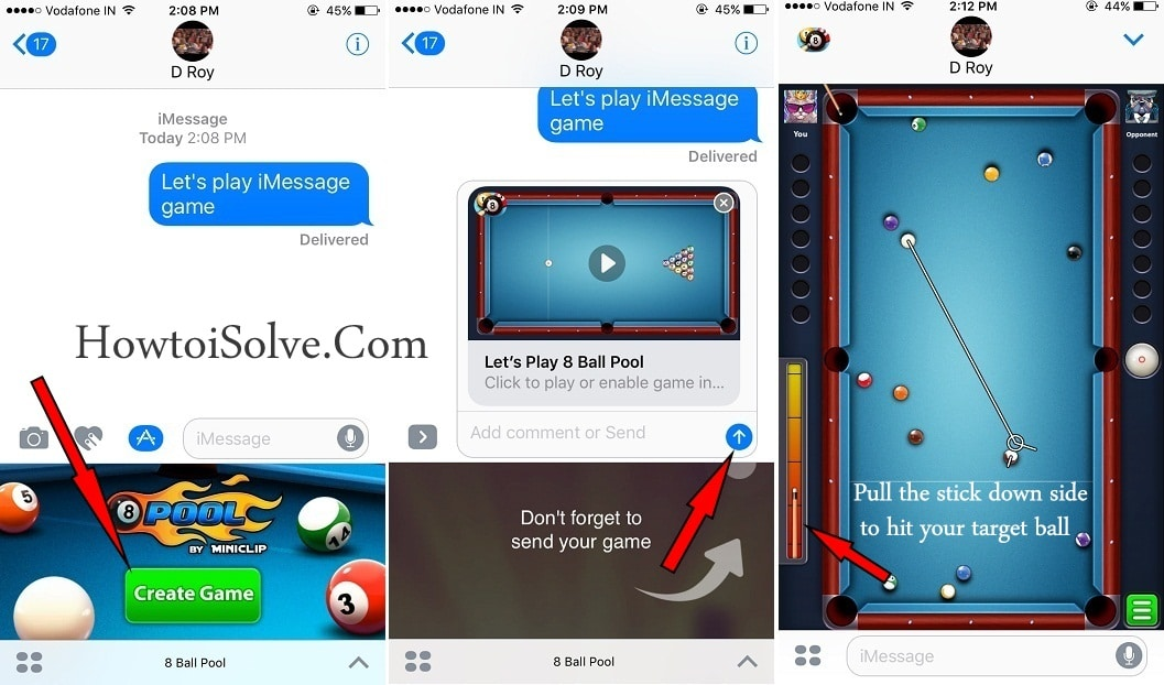 Here's How to Play Games in iMessage iOS 13/12/iOS 12 4