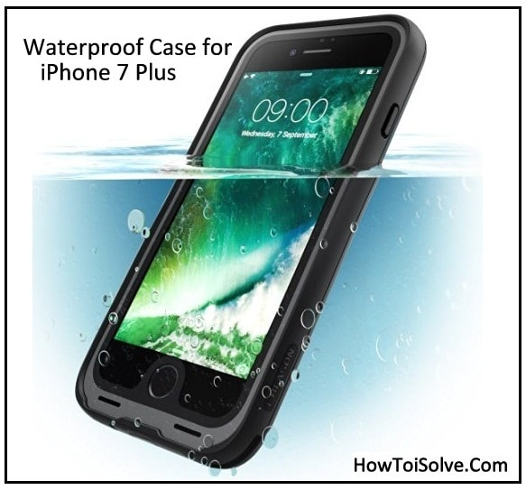 i-blason waterproof iphone 7 plus full body protective case