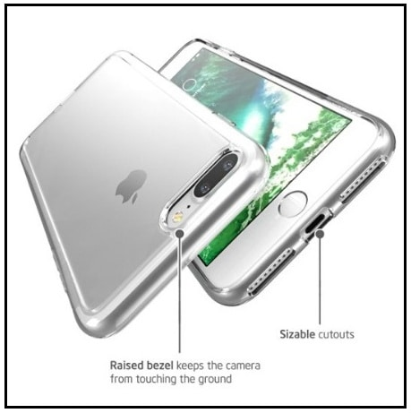 i-blason best clear iphone 7 plus case 2016