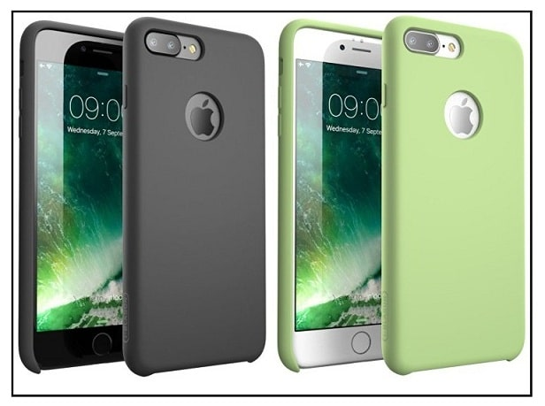 Best iPhone 7 Plus Silicone Case Review 2016