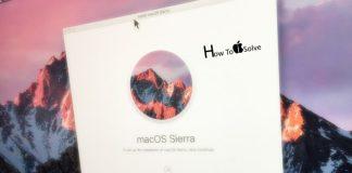 Make MacOS Sierra Bootable USB pen drive on Mac