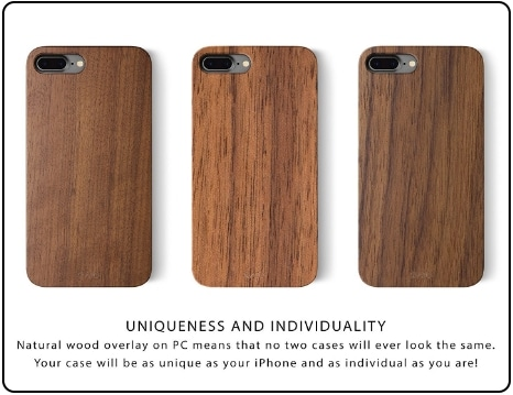 1 iPhone 7 Wooden case iATO 2016 Deals