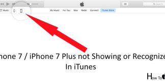 1 iPhone 7 Plus or iPhone 7 not showing in iTunes fixed