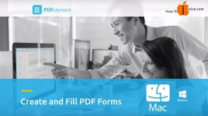Wondershare PDF Element Discount, Coupon code: PDF Editor Mac, Windows