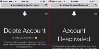 2 Verify and Delete account permanently on iPhone