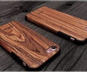 6 Wooden material iPhone 7 Plus case