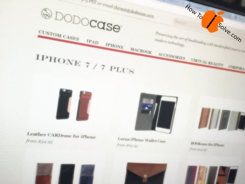 DODOcase iPhone 7 Plus, iPhone 7 case reviews and buying guide