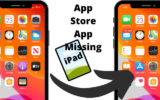 App Store App Missing on iPhone and iPad